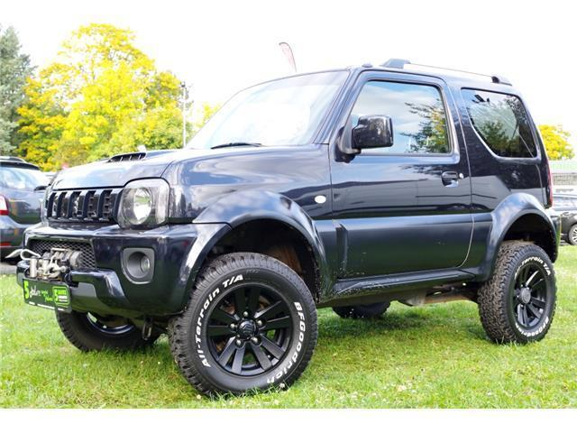 verkauft suzuki jimny 4x4 style sitzhz gebraucht 2014 km in dresden. Black Bedroom Furniture Sets. Home Design Ideas