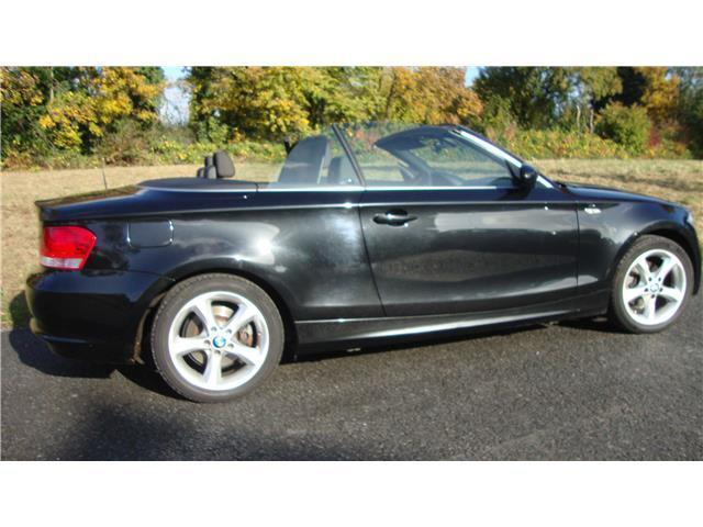 verkauft bmw 118 cabriolet 1er gebraucht 2009 km in duisburg. Black Bedroom Furniture Sets. Home Design Ideas