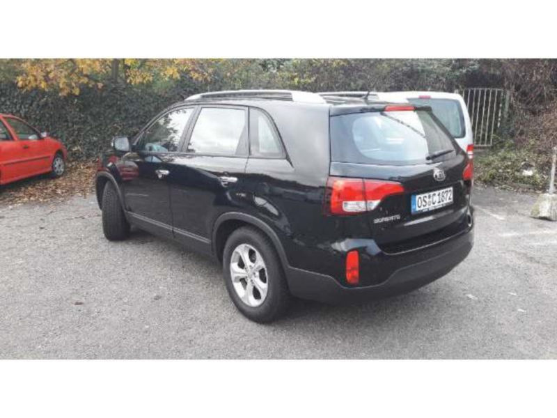verkauft kia sorento 2 4 gdi edition 7 gebraucht 2013 km in stove. Black Bedroom Furniture Sets. Home Design Ideas