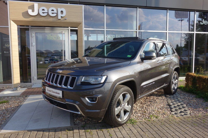 verkauft jeep grand cherokee 3 0 my16 gebraucht 2016 200 km in greiz. Black Bedroom Furniture Sets. Home Design Ideas