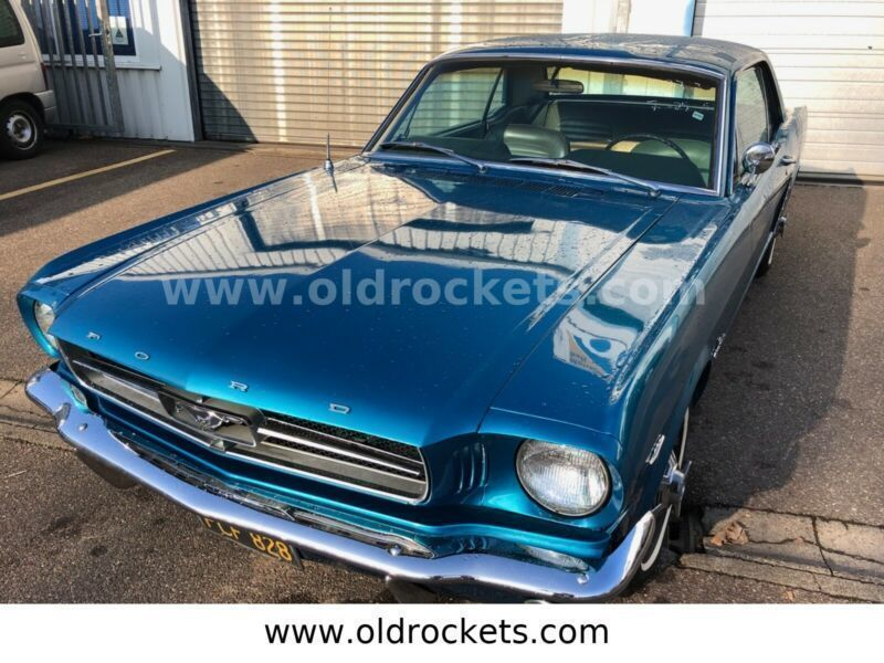 gebraucht 1965 ford mustang 4 7 benzin 214 ps 71638 ludwigsburg bei autouncle. Black Bedroom Furniture Sets. Home Design Ideas