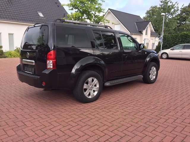 verkauft nissan pathfinder 2 5 td gebraucht 2006. Black Bedroom Furniture Sets. Home Design Ideas