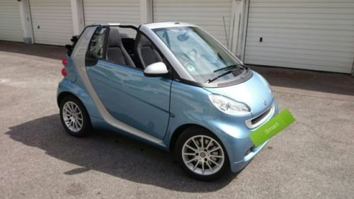 verkauft smart fortwo cabrio nightoran gebraucht 2011 km in prenzlauer berg. Black Bedroom Furniture Sets. Home Design Ideas