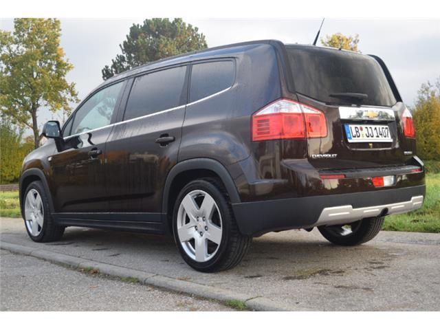 verkauft chevrolet orlando 2 0 td ltz gebraucht 2013 km in bietigheim bissingen. Black Bedroom Furniture Sets. Home Design Ideas