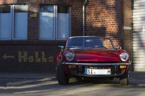 verkauft triumph spitfire 1500 gebraucht 1981 km. Black Bedroom Furniture Sets. Home Design Ideas