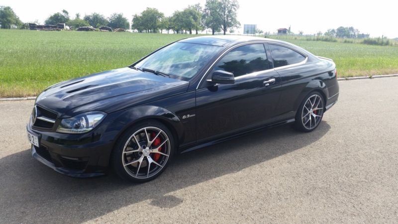 gebraucht amg coupe amg edition 507 inkl mwst mercedes c63 amg 2014 km in geislingen. Black Bedroom Furniture Sets. Home Design Ideas