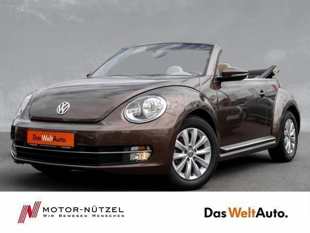 verkauft vw beetle cabrio 1 2 tsi desi gebraucht 2013. Black Bedroom Furniture Sets. Home Design Ideas