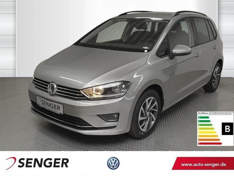 verkauft vw golf sportsvan sound 1,2 l., gebraucht 2018, 15 km in