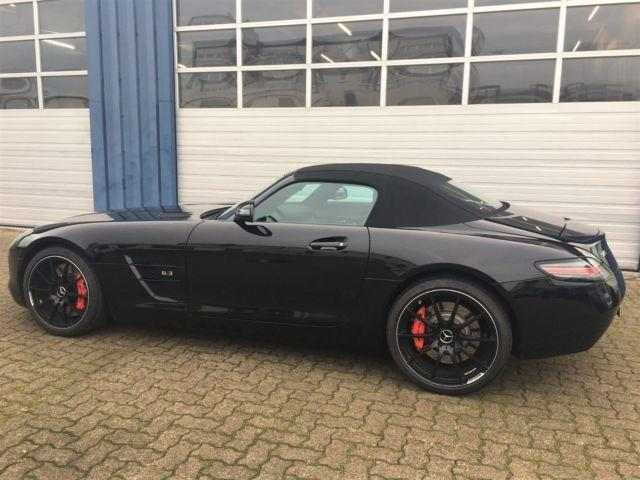 verkauft mercedes sls amg roadster gt gebraucht 2013 km in ronnenberg ot. Black Bedroom Furniture Sets. Home Design Ideas