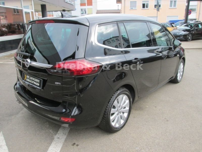 verkauft opel zafira innovation 2 0 cd gebraucht 2016 km in stuttgart zuffen. Black Bedroom Furniture Sets. Home Design Ideas
