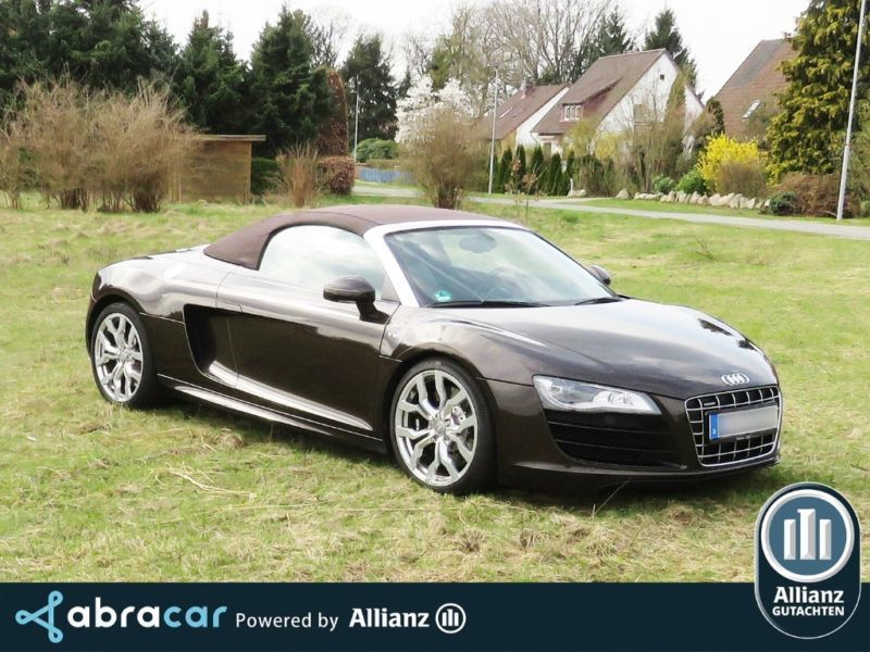 gebraucht 5 2 fsi quattro inkl allianz gutacht audi r8. Black Bedroom Furniture Sets. Home Design Ideas