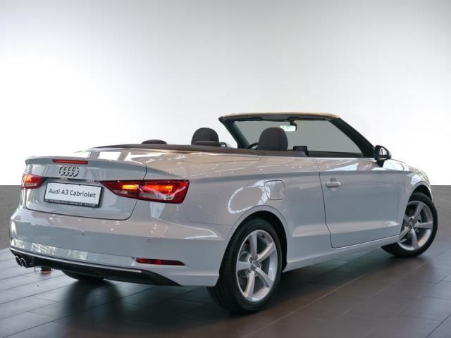 verkauft audi a3 cabriolet cabrio 1 4 gebraucht 2016 3. Black Bedroom Furniture Sets. Home Design Ideas