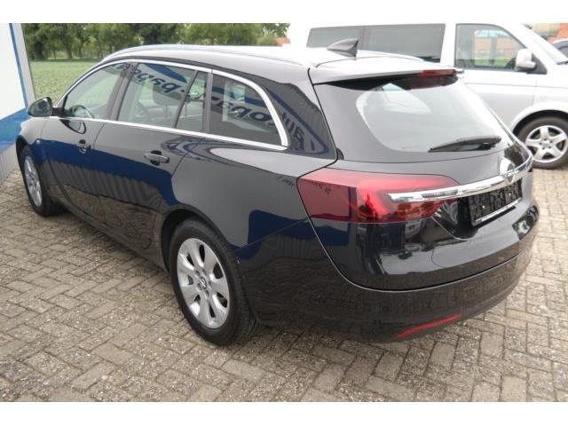 verkauft opel insignia 1 6 cdti st aut gebraucht 2016 km in papenburg. Black Bedroom Furniture Sets. Home Design Ideas