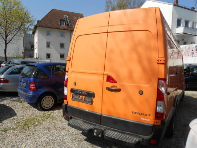 verkauft renault master kasten l4h2 hk gebraucht 2011 km in m nchen. Black Bedroom Furniture Sets. Home Design Ideas