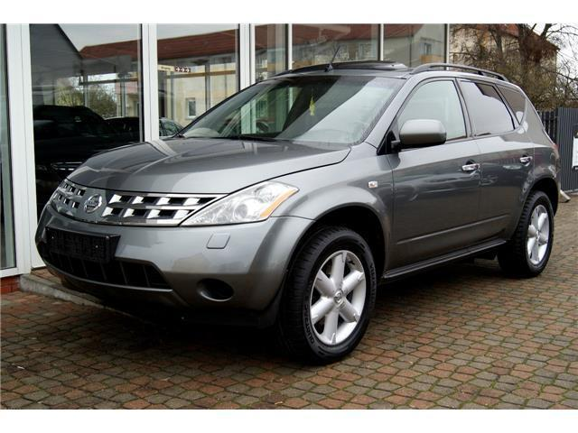 gebraucht 3 5 nissan murano 2006 km in k rten autouncle. Black Bedroom Furniture Sets. Home Design Ideas