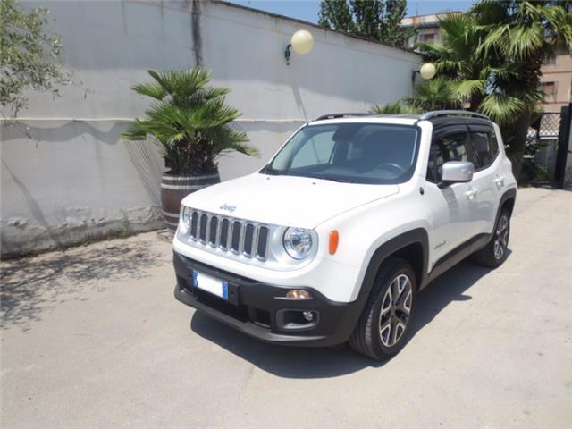 verkauft jeep renegade 2 0 mjt 4x4 pre gebraucht 2015 km in. Black Bedroom Furniture Sets. Home Design Ideas