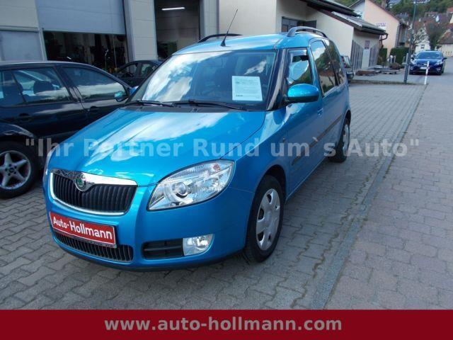 verkauft skoda roomster roomster 1 4 gebraucht 2009 km in braunsbach. Black Bedroom Furniture Sets. Home Design Ideas
