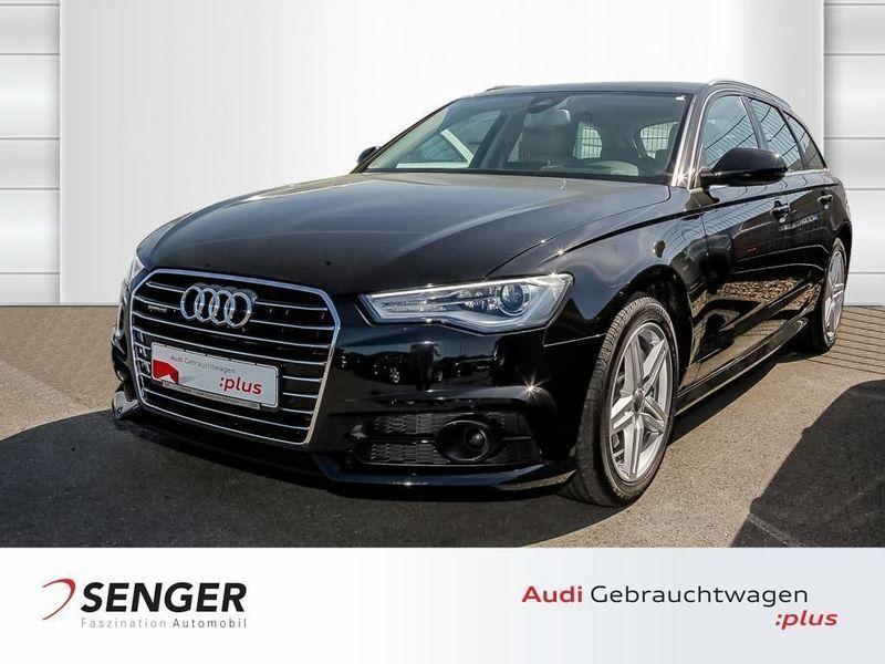 Verkauft Audi A6 Avant 3 0 Tdi Quattro Gebraucht 2017 10 239 Km