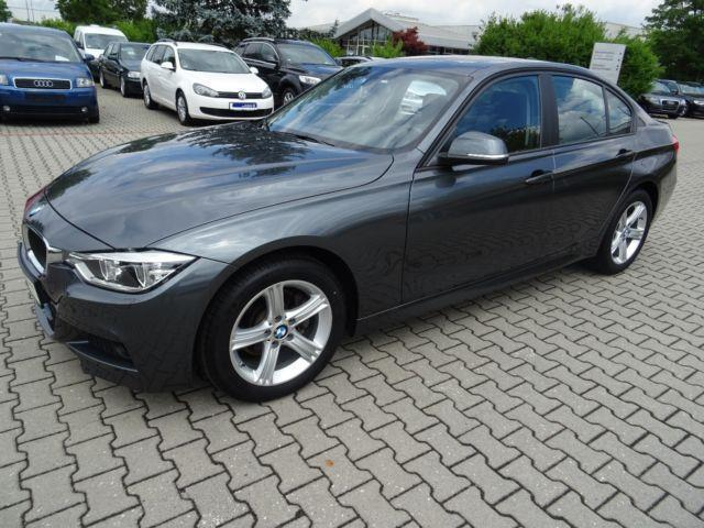 gebraucht 3er sport line bmw 320 2014 km in m nchen. Black Bedroom Furniture Sets. Home Design Ideas