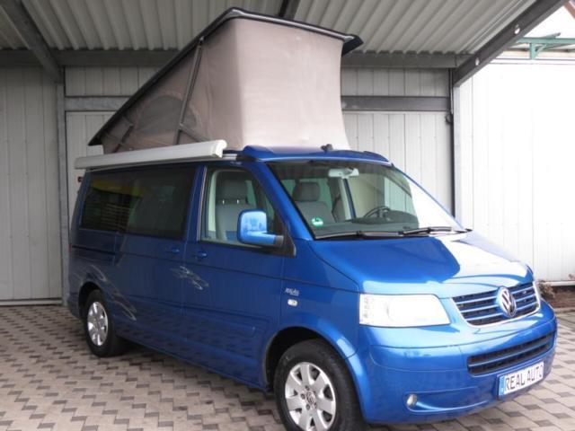 verkauft vw california t5 multivan auf gebraucht 2005 km in weststadt. Black Bedroom Furniture Sets. Home Design Ideas