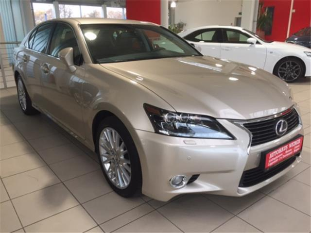 gebraucht executive line navi leder lexus gs450h 2012 km in hannover. Black Bedroom Furniture Sets. Home Design Ideas
