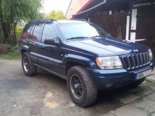 verkauft jeep grand cherokee 2 7 crd l gebraucht 2002 km in moringen. Black Bedroom Furniture Sets. Home Design Ideas
