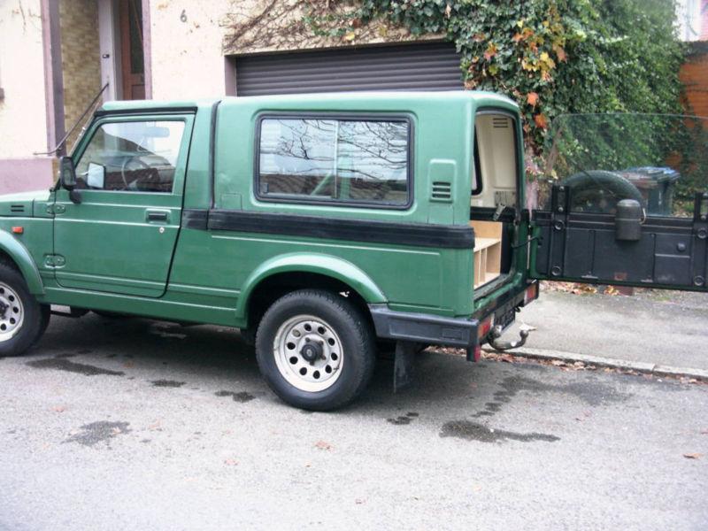 Hardtop Suzuki Samurai Gebraucht