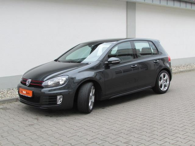verkauft vw golf vi gti 2 0fsi ahk d gebraucht 2011. Black Bedroom Furniture Sets. Home Design Ideas