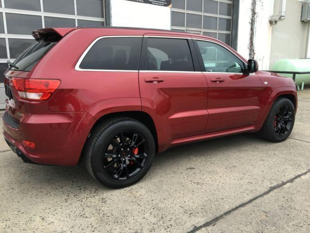 verkauft jeep grand cherokee srt8 gebraucht 2012 km in cottbus. Black Bedroom Furniture Sets. Home Design Ideas