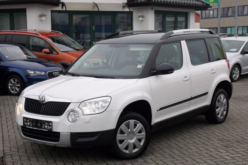 verkauft skoda yeti 1 8 tsi 4x4 active gebraucht 2013 km in eichstaett. Black Bedroom Furniture Sets. Home Design Ideas