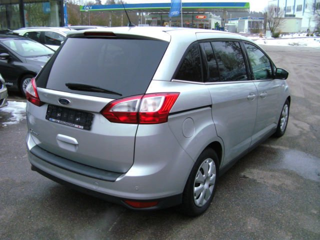 gebraucht champions edition ford grand c max 2012 km in burglengenfeld. Black Bedroom Furniture Sets. Home Design Ideas