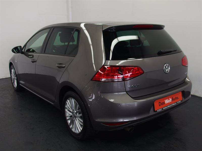verkauft vw golf vii cup 1 6 tdi dsg a gebraucht 2014. Black Bedroom Furniture Sets. Home Design Ideas
