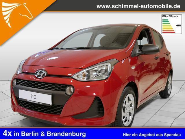 verkauft hyundai i10 1 0 go gebraucht 2017 0 km in. Black Bedroom Furniture Sets. Home Design Ideas