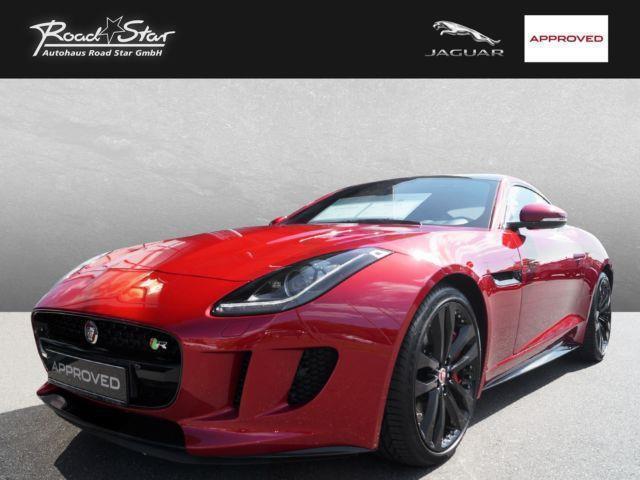 verkauft jaguar f type r coupe awd aut gebraucht 2016 km in n rnberg. Black Bedroom Furniture Sets. Home Design Ideas