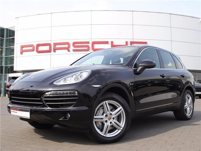 verkauft porsche cayenne s diesel luft gebraucht 2014. Black Bedroom Furniture Sets. Home Design Ideas