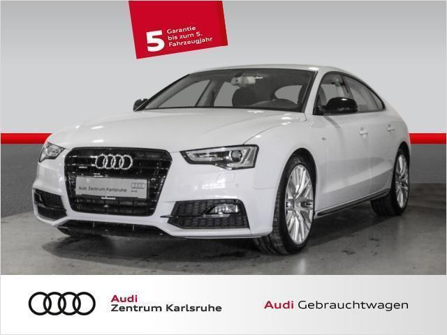 verkauft audi a5 sportback 2 0 tdi qua gebraucht 2015 km in karlsruhe. Black Bedroom Furniture Sets. Home Design Ideas