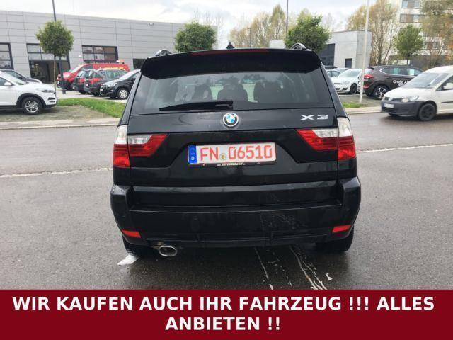 verkauft bmw x3 leder aut gebraucht 2008 km in friedrichshafen. Black Bedroom Furniture Sets. Home Design Ideas