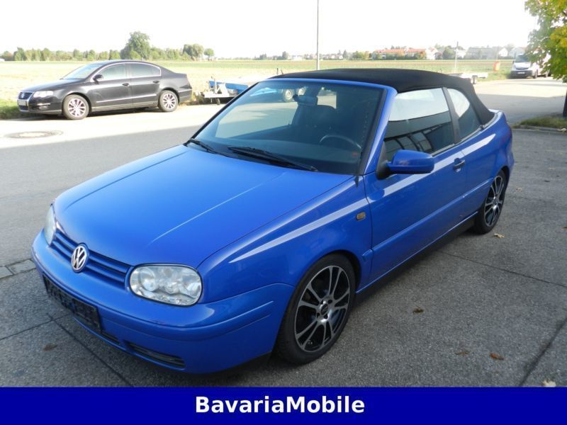 verkauft vw golf cabriolet cabrio 1 6 gebraucht 1998 km in solingen. Black Bedroom Furniture Sets. Home Design Ideas