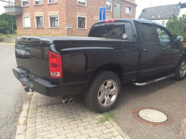 verkauft dodge ram gebraucht 2005 km in ebersdorf. Black Bedroom Furniture Sets. Home Design Ideas