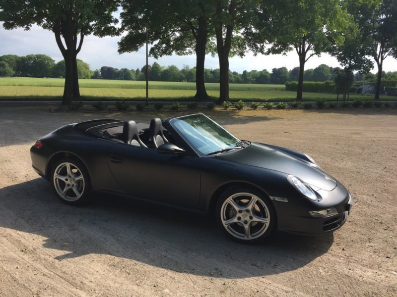 verkauft porsche 997 gebraucht 2006 km in leverkusen. Black Bedroom Furniture Sets. Home Design Ideas