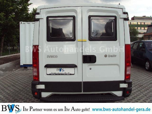 Verkauft Iveco Daily Wohnmobil Schlafb Gebraucht 2000 200 000 Km