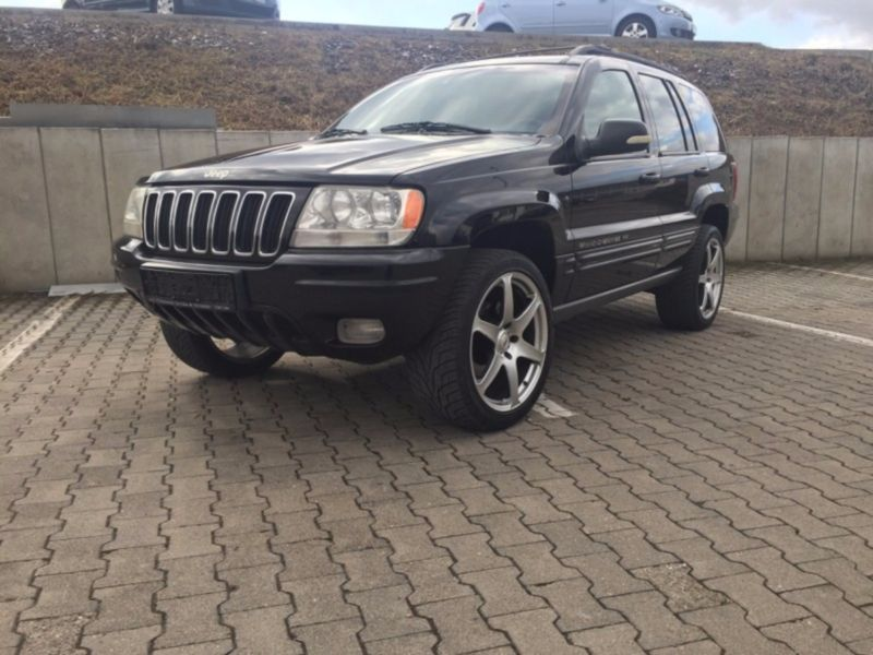 verkauft jeep grand cherokee 3 1 td li gebraucht 2001 km in calw. Black Bedroom Furniture Sets. Home Design Ideas