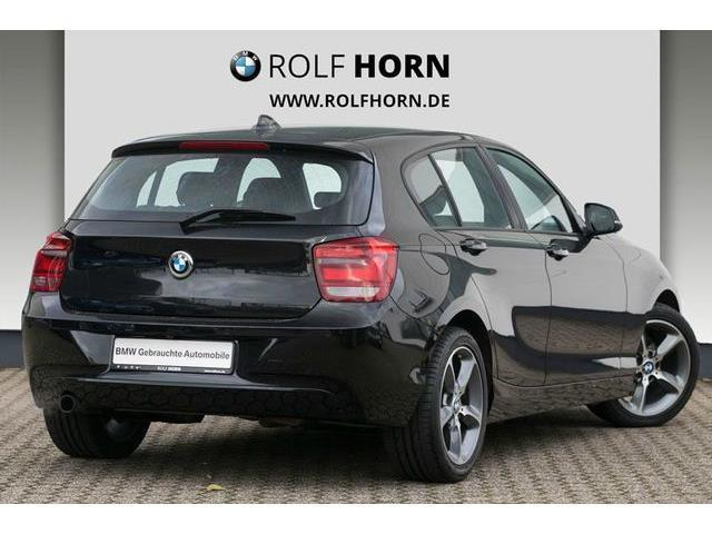 verkauft bmw 116 i aut navi business gebraucht 2012. Black Bedroom Furniture Sets. Home Design Ideas