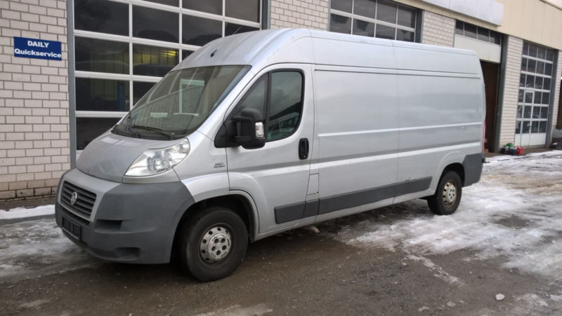 verkauft fiat ducato l4h2 160 power 3 gebraucht 2008 km in grasellenbach wahlen. Black Bedroom Furniture Sets. Home Design Ideas