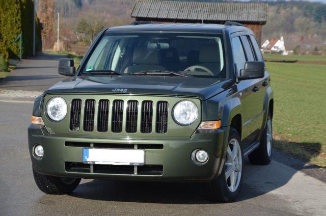 verkauft jeep patriot 2 4 sport gebraucht 2008 km in mindelheim. Black Bedroom Furniture Sets. Home Design Ideas