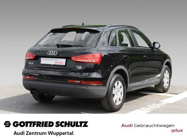 verkauft audi q3 1 4 tfsi 6 gang clima gebraucht 2016 km in wuppertal. Black Bedroom Furniture Sets. Home Design Ideas