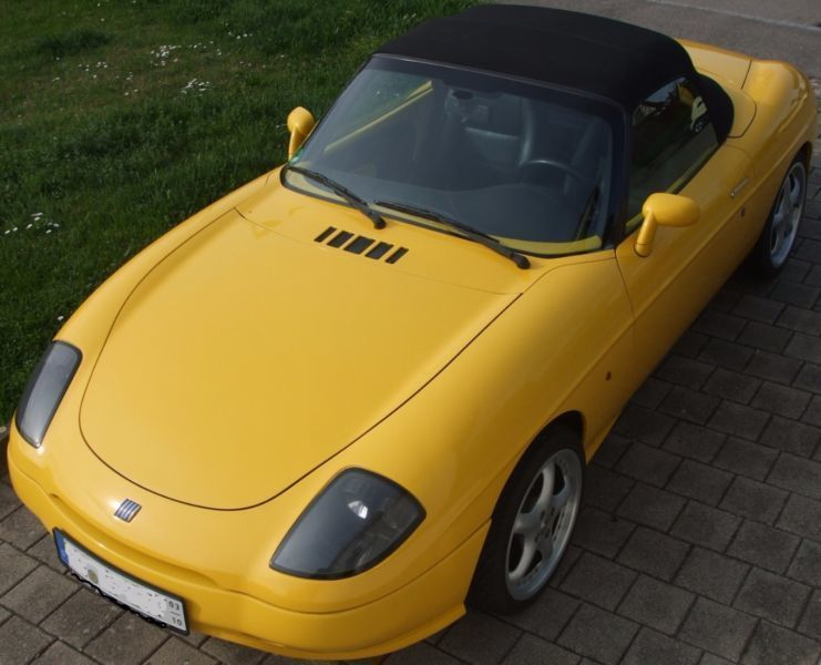 verkauft fiat barchetta 1 8 gebraucht 1998 km in brackenheim. Black Bedroom Furniture Sets. Home Design Ideas