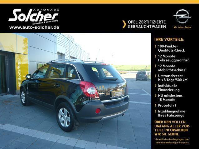 gebraucht 2 2 cdti 4x4 aut cosmo opel antara 2012 km in pfarrkirchen. Black Bedroom Furniture Sets. Home Design Ideas