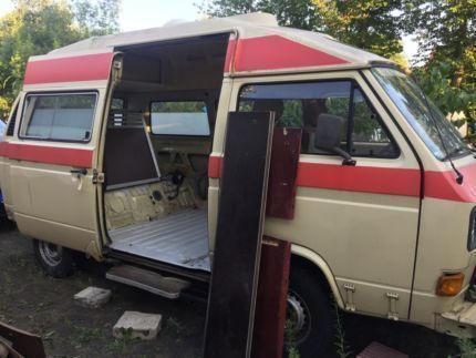 dehler campingbus vw t bulli dehler unterwegs mit dr ppel. Black Bedroom Furniture Sets. Home Design Ideas