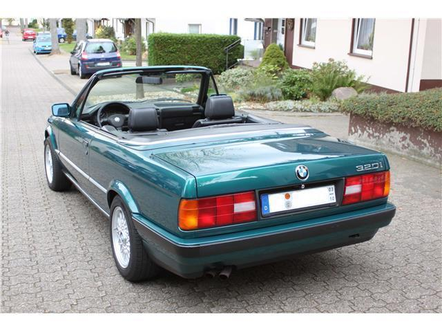 verkauft bmw 320 cabriolet e30 ia gebraucht 1992 km in stolberg rhld. Black Bedroom Furniture Sets. Home Design Ideas